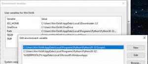 Python Grundlagen Online Kurs Pitrium Windows Umgebungsvariablen