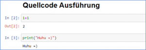 Python jupyter Code